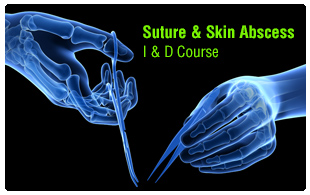 Live Suture &Simple Abscess I & D Course